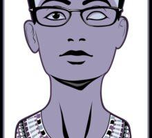 Mos' Nef - Queen Nefertiti  Sticker