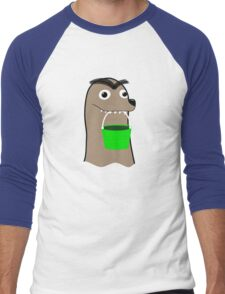 Gerald Funny Men's Baseball ¾ T-Shirt