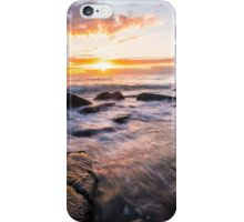 Burleigh Heads Overflow iPhone Case/Skin