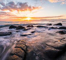 Burleigh Heads Overflow by McguiganVisuals