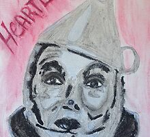 The Tinman is Heartless by Rachel Flanagan