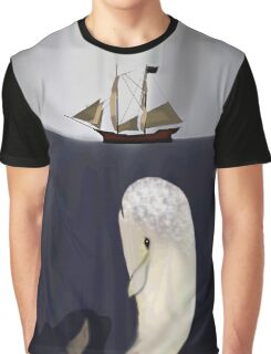 Moby Dick Graphic T-Shirt