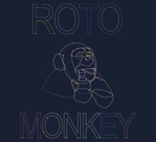 Roto Monkey by TheToolbox