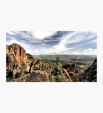 Pinnacles National Park Photographic Print