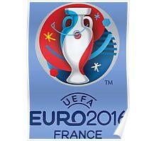 UEFA Euro 2016 Poster