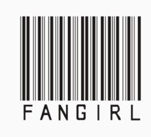 Fangirl Barcode by youtube