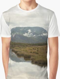 Tidal River Graphic T-Shirt
