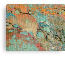 Abstract Painting ; Andromeda Canvas Print