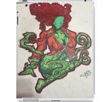 No Face Poison Ivy iPad Case/Skin