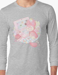 Pastel Skitty Long Sleeve T-Shirt
