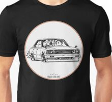Crazy Car Art 0078 Unisex T-Shirt