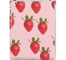 Strawberry Cream iPad Case/Skin