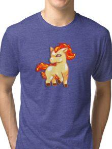 Little Ponyta Tri-blend T-Shirt
