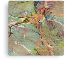 Abstract Painting ; Carnivale Canvas Print