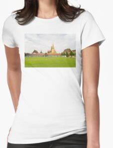 Thailand. Grand Palace Womens Fitted T-Shirt