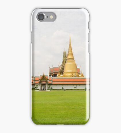 Thailand. Grand Palace iPhone Case/Skin