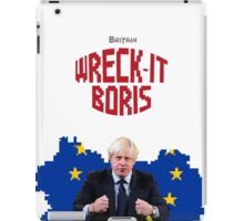 Wreck-It Boris iPad Case/Skin