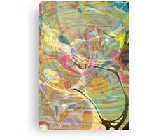 Abstract Painting ; Riptide Canvas Print