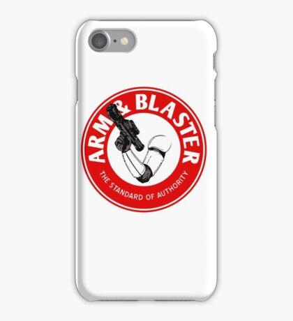 Arm Blaster iPhone Case/Skin