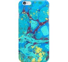 Abstract Painting ; Waterfall iPhone Case/Skin