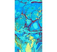 Abstract Painting ; Waterfall Photographic Print