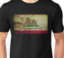 New california republic grunge Unisex T-Shirt