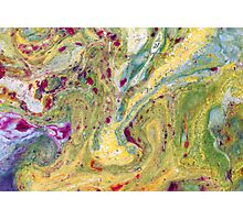 Abstract Painting ; Primavera Photographic Print