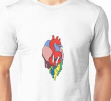 twenty one pilots self titled heart Unisex T-Shirt