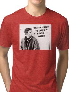 Billy Bragg Tri-blend T-Shirt
