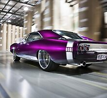 1968 Dodge Charger by tapd