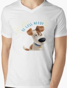 The Secret Life Of Pets I Mens V-Neck T-Shirt
