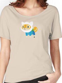 Shiba Finn Women's Relaxed Fit T-Shirt