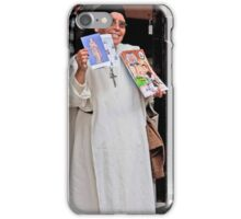 Nun Sense iPhone Case/Skin