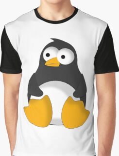 Penguin cartoon drawing Graphic T-Shirt