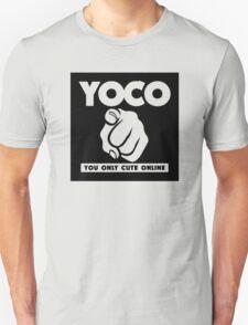 YOCO-black T-Shirt