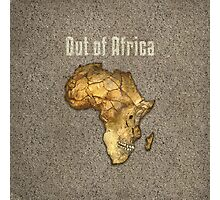 Out of Africa Photographic Print