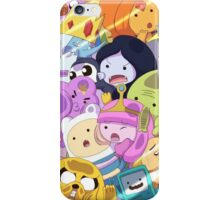 Squished Adventure Time Phone Case iPhone Case/Skin