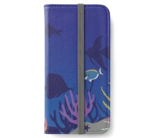 Inspired by Finding Nemo/Dory iPhone Wallet/Case/Skin
