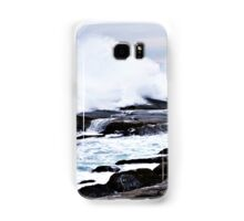 Ferocious Ocean -- Peggy's Cove, Nova Scotia Samsung Galaxy Case/Skin