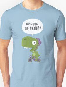 Dino's first bike Unisex T-Shirt