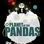 Planet Of The Pandas by Adamzworld