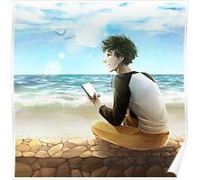 Peej - Beach Poster