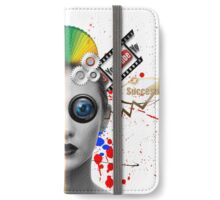 FaCE iPhone Wallet/Case/Skin