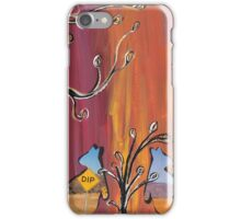 Outback Kangaroos iPhone Case/Skin