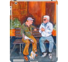 Every Tuesday at Noon iPad Case/Skin