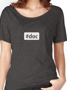 #doc Women's Relaxed Fit T-Shirt