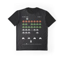 Star Trek (TNG) Invaders - T-shirt Graphic T-Shirt