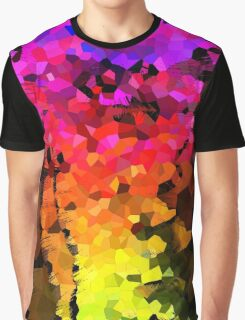 Fractures Graphic T-Shirt