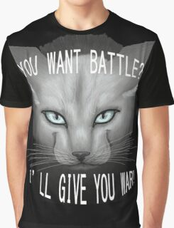 Warrior Cats: Clear Sky Graphic T-Shirt