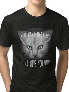 Warrior Cats: Clear Sky Tri-blend T-Shirt